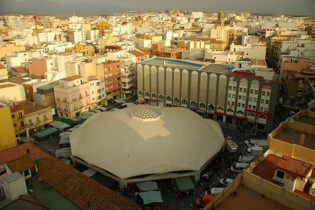 Mercado Ingeniero Torroja, Algeciras