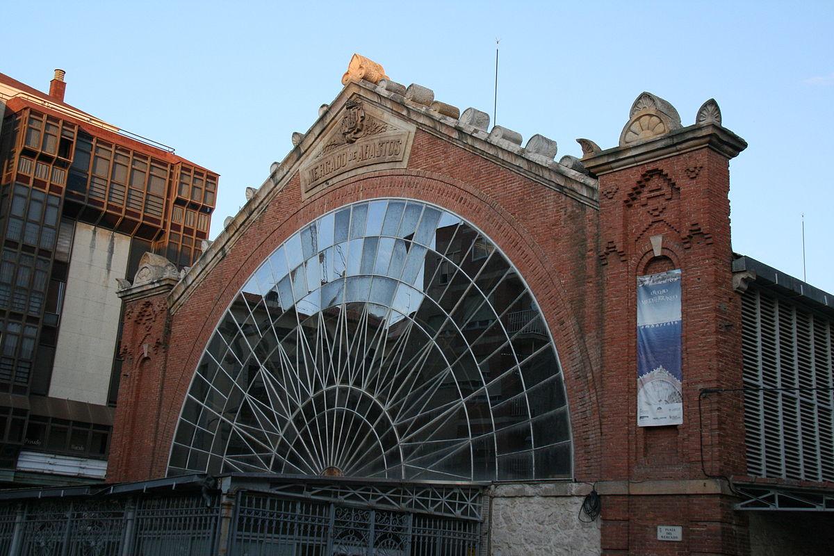 Mercados de abastos en España