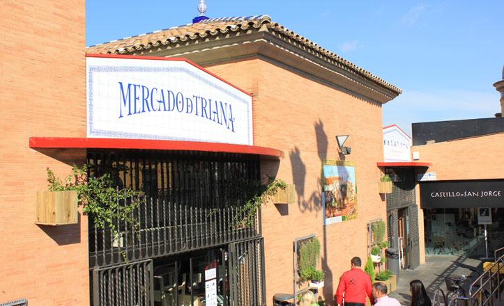 Mercado de Triana- Sevilla