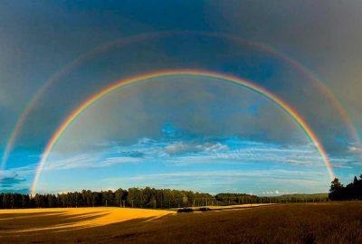 ¿Qué es un arcoíris?