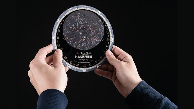 Planisferio celeste ¿Cómo se usa?