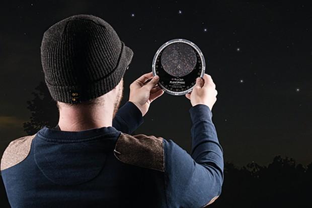 ¿Qué puedes ver con un planisferio celeste?