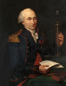 Charles-Agustine de Coulomb