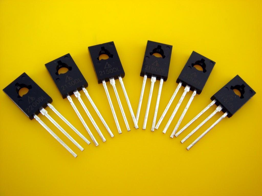 Definición de transistor