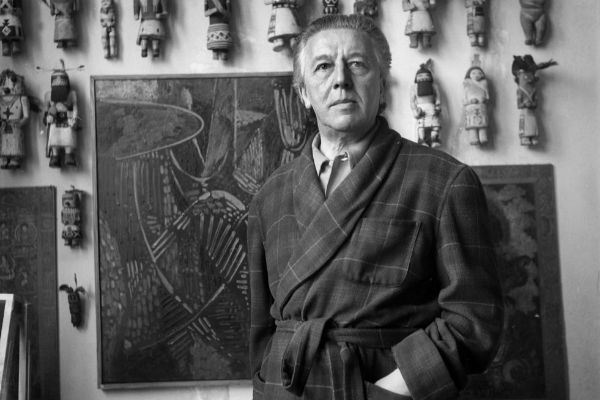 André - Breton, artista surrealista