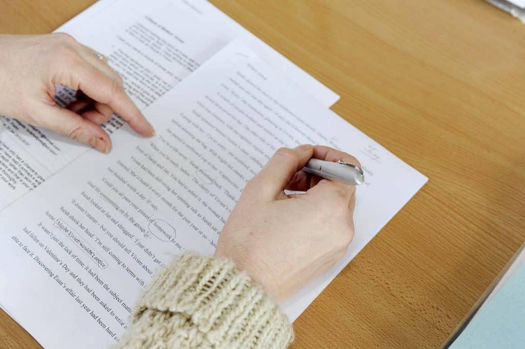 ¿Cómo escribir un ensayo?