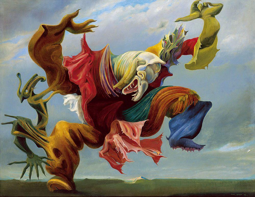 La pintura surrealista