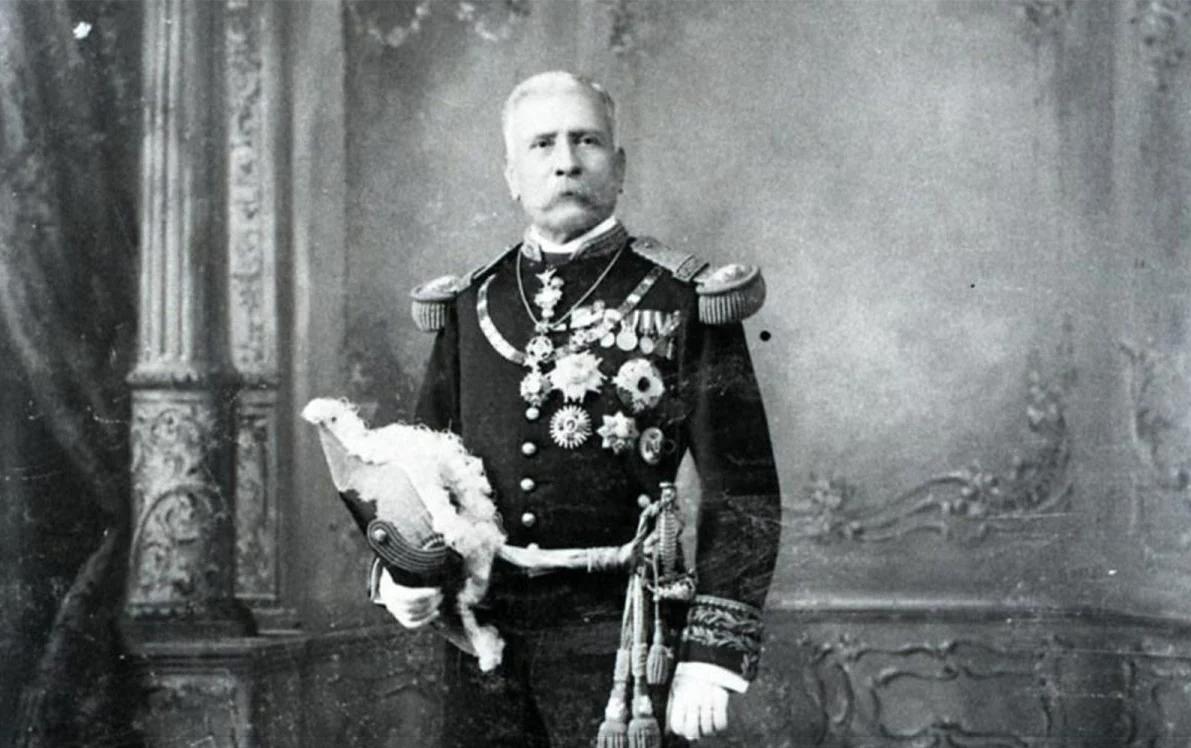 Porfirio Díaz y el Porfiriato